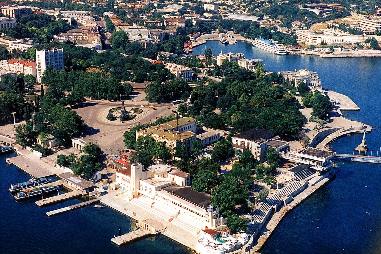 Отдых в Севастополе — описание города, история ...