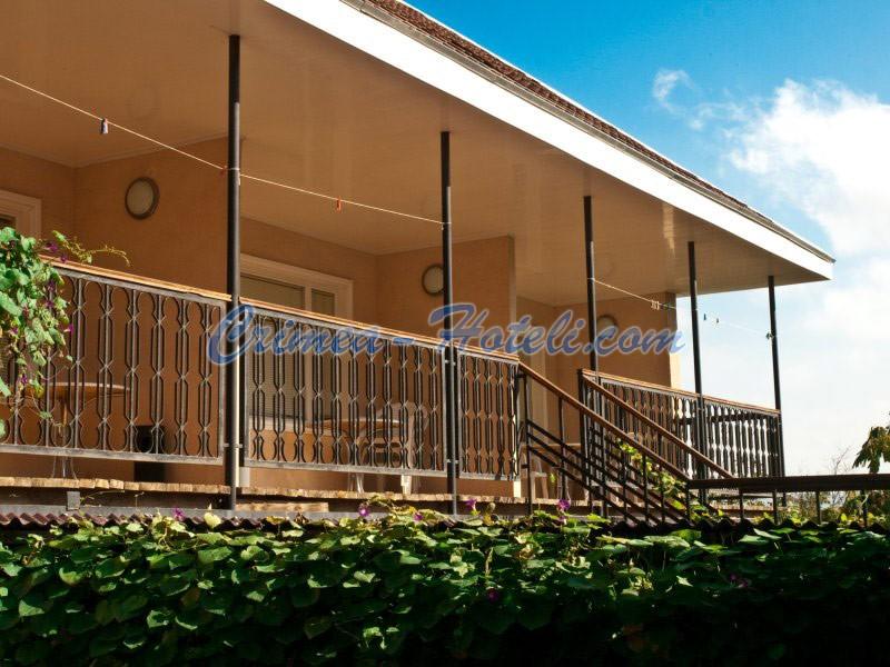 Отдых в Евпатории Недорогой отдых в частном секторе
